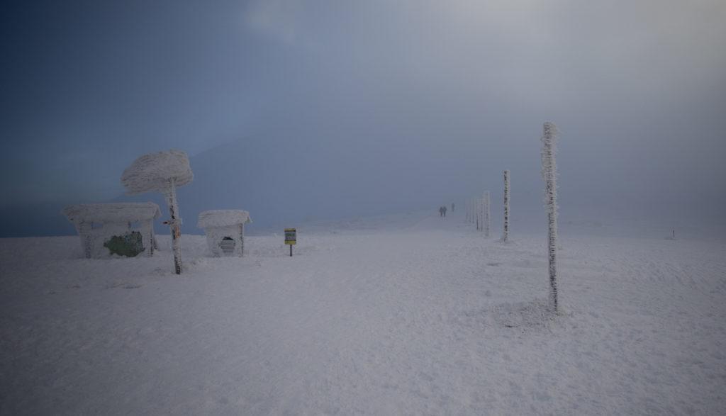 Cesta - Cesta na Sněžku